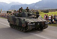 Spz 2000 - Schweizer Armee - Steel Parade 2006