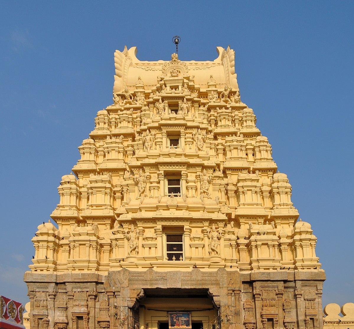 Ranganathaswamy Temple, Srirangapatna - Wikipedia