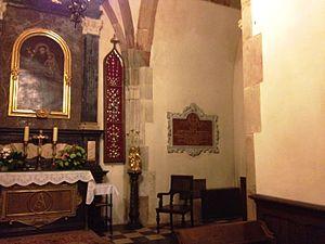 Antoni Hawełka - Image: St. Anthony Chapel of the St. Mary's Basilica in Kraków