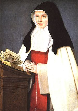 Joan of France, Duchess of Berry - Image: St. Jeanne de Valois