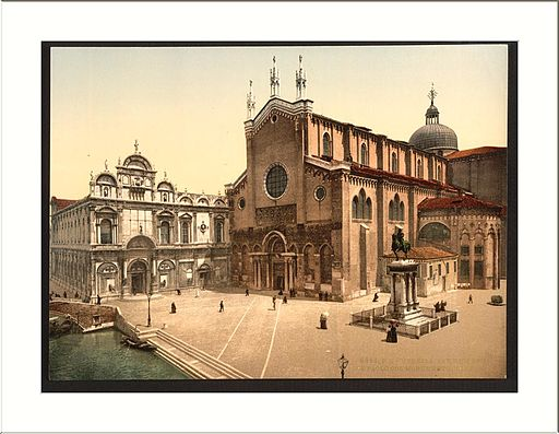 St. John and St. Paul Church Venice Italy