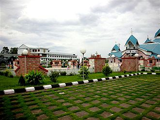 St. Joseph's Cathedral at Imphal St. Joseph's Cathedral.jpg