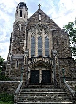 St. Joseph's Seminary (Princeton, New Jersey) chapel