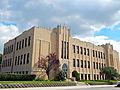 St. Joseph School North and West Wall.JPG