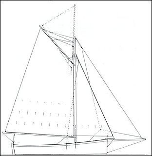 Falmouth work boat