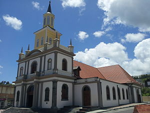 Le Lorrain - The church of Saint-Hyacinthe of Lorrain
