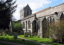 St John the Baptist Church, Tunstall, Kent - geograph.org.uk - 769409.jpg