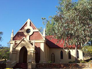 St John the Baptist Church, Toodyay (1863–1963)