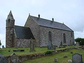 St Mary's, Kilmuir Easter Church of Scotland - geograph.org.uk - 846673.jpg
