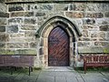 St Mary's Parish Church, Penwortham, Doorway - geograph.org.uk - 670067.jpg