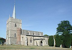St Mary the Great, Sawbridgeworth, Herts - geograph.org.uk - 358893.jpg