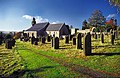 St Michael's Church, Ford, Northumberland - geograph.org.uk - 76785.jpg