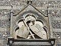 St Nicholas Church, Winterborne Clenston - Detail - geograph.org.uk - 459624.jpg