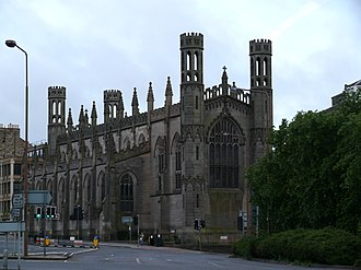 Diocese of Edinburgh - St Paul's and St George's Church, York Place (1818)