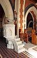 St Peter, Shelley, Essex - Pulpit - geograph.org.uk - 963498.jpg