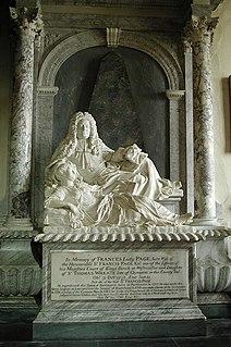 Henry Scheemakers Flemish sculptor