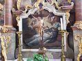 St Petrus und Paulu Bellenberg - Südlicher Seitenaltar Bild.JPG