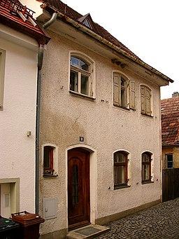 Stadtmauer in Friedberg