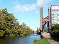 Staffordshire and Worcestershire Canal at Kidderminster - geograph.org.uk - 1022768.jpg