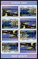 Stamps of Azerbaijan, 2004-666a-667a.jpg