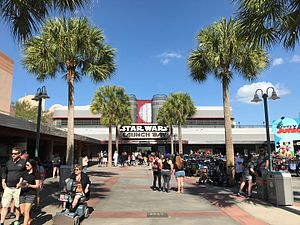 Star Wars Launch Bay - Image: Star Wars Launch Bay, Disney World