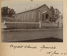 Baptist Church Ipswich Wikipedia