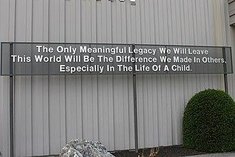 Cole Land Transportation Museum - Image: Statement of Cole Land Transportation Museum legacy IMG 2061