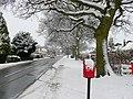Station Road, Wythall - geograph.org.uk - 1660516.jpg