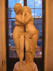 Cupid and Psyche (Roman sculpture)