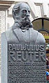Statue of Paul Reuter in the City of London.jpg