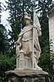 Statue of St. Florian 2, Grafendorf bei Hartberg.jpg