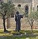 Statuto di bronzo di San Francesco d'Assisi (Treviso).jpg