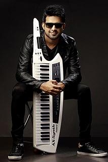 Stephen Devassy Indian musician
