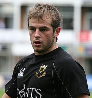 Stephen Myler England international rugby union & league footballer