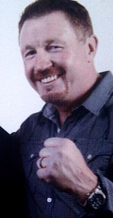 Steve Collins Irish boxer