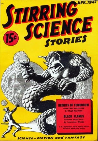 Stirring Science Stories April 1941