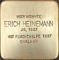 Stolperstein Erich Heinemann1.jpg