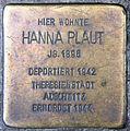 Stolperstein Pariser Str 18 (Wilmd) Hanna Plaut.jpg