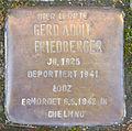 Stolperstein Solingen Schule Schwertstraße Gerd Adolf Friedberger.jpg