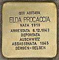 Stolperstein für Elda Procaccia (Napoli).jpg
