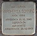 Stolperstein für Margherita Sonnino (Rom).jpg