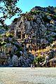Stone graves -MYRA -DEMRE-ANTALYA-TURKEY - panoramio.jpg