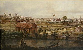 1784 in Sweden - Stora barnhuset 1784