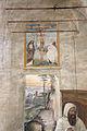 Storie di s. benedetto, 31 sodoma - Come Benedetto ottiene farina in abbondanza e ne ristora i monaci 03.JPG