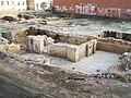 Stralsund, Ausgrabungen am Rathausplatz (2007-10-17).JPG