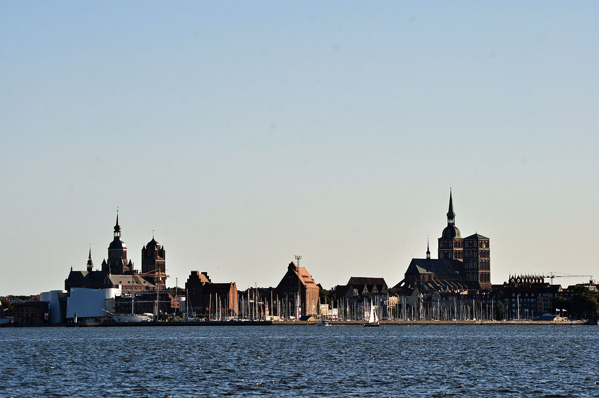 The Good Ride >> Stralsund – Travel guide at Wikivoyage