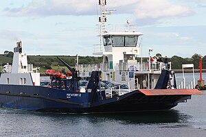 Portaferry–Strangford ferry - Image: Strangford Ferry (10), August 2009