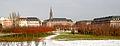 Strasbourg, panorama place de l'Etoile janvier 2013 01.jpg