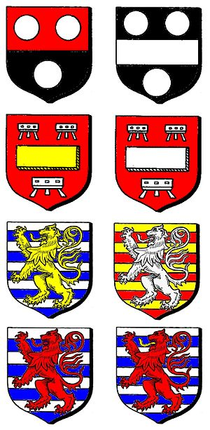 Stratford family - Image: Stratford family Coats of Arms