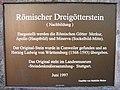 Straubenhardt - Dreigoetterstein Infotafel 2006-04-24.jpg